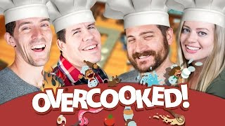 POT HEADS - Overcooked Gameplay