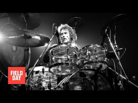 An Interview with Ginger Baker   Field Day Radio
