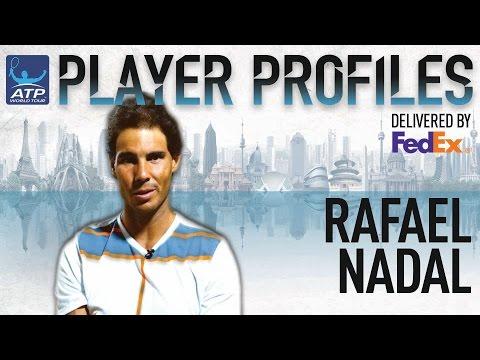 Rafael Nadal FedEx ATP Player Profile 2017