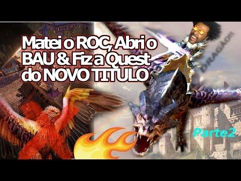 Lineage 2 Revolution: Matei o ROC, Quest do Novo Título, Baús e + (Atualização parte 2) Omega Play