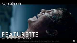 "Fantastic Four [Reed Richards ""Mr. Fantastic"" Character Piece Featurette in HD (1080p)]"