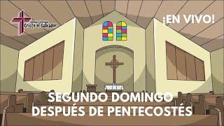 Segundo Domingo Después de Pentecostés, Cristo El Salvador LCMS Del Rio, TX