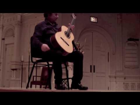 "David Tanenbaum Performs ""Soliloquy"" by Aaron Jay Kernis"