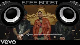 Wisin & Yandel - Aullando (BASS BOOSTED) Romeo Santos