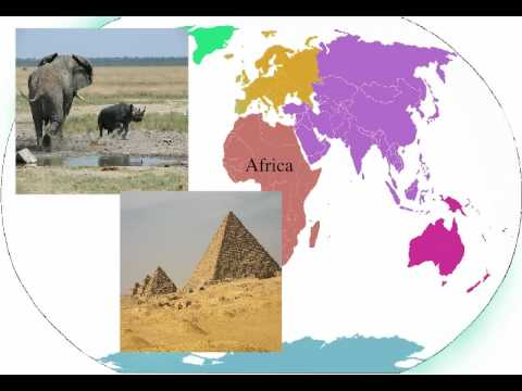 Seven Continents Song - YouTube