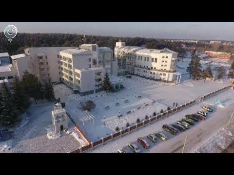 В Новосибирской области открыли новый санаторий
