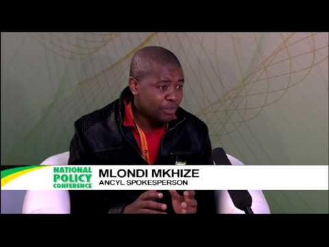 Mondli Mkhize on youth unemployment and the economy
