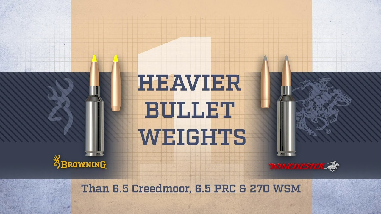 6.8 Western — Designed for Long Range