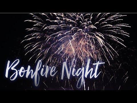 Bonfire Night! - Huge Firework Display 2017