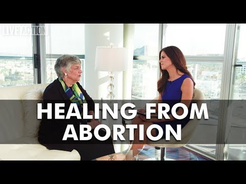 Healing from Abortion - Interview Clip with Lila Rose and Sue Ellen Browder