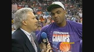Charles Barkley 1993 Playoffs: 44pts & 24rebs, Gm 7 vs. Sonics