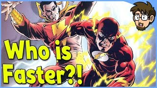 Theory: Is The Flash Faster than Shazam?!