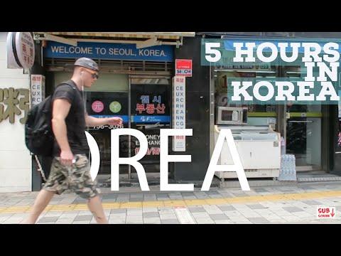 SOUTH KOREA! ..VLOG!! 🇰🇷 Seoul City Layover Tour 2017 | Epic City View, 1 Day Transit Travel 2017