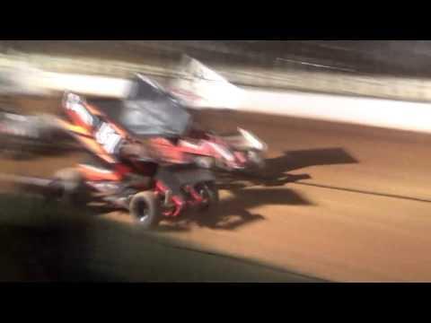 Carolina Sprints: Laurens County Speedway