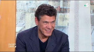 Portrait et interview de Marc Lavoine