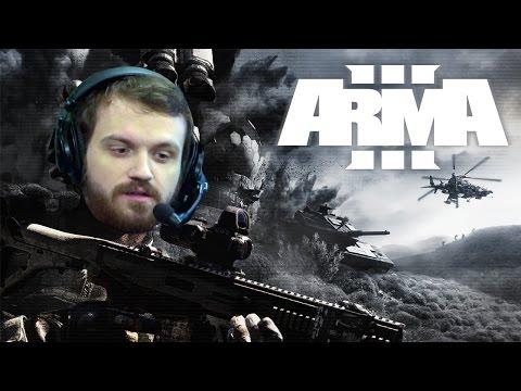 А на войне как на войне [Dread, Cake] ARMA 3