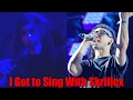 I Got to Sing With Skrillex