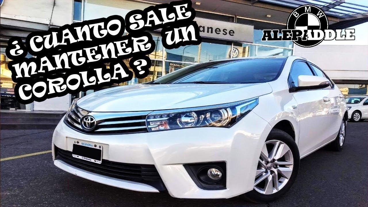 Download Mantener un Corolla en Argentina ¿Sale una fortuna?