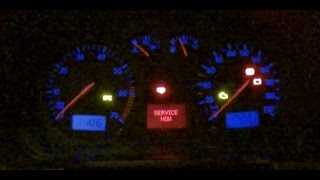 Golf 4 turn service message off - VW
