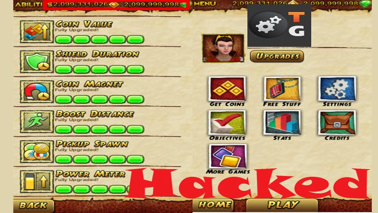 Temple Run 2 Unlimited Gems & Coins Hacking [NO ROOT] 2018