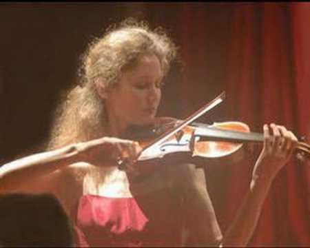"Marie Cantagrill plays Massenet ""La méditation de Thaïs"""