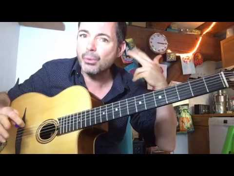 3 Ways To Solo In Gypsy Jazz (LIVE - replay here) - Gypsy Jazz Guitar Lesson
