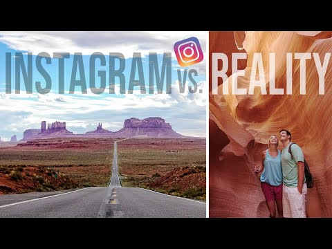 MOST INSTAGRAMABLE AREA OF AMERICA? Monument Valley, Horseshoe Bend, Antelope Canyon   USA Roadtrip