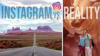 MOST INSTAGRAMABLE AREA OF AMERICA? Monument Valley, Horseshoe Bend, Antelope Canyon | USA Roadtrip