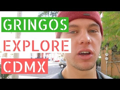 Getting Off the Tourist Path in Mexico City (Exploring Linda Vista) // Gringos in Mexico City Vlog