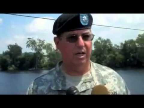 New York National Guard Bambi Bucket training exercises