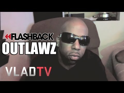Flashback: Outlawz Confirm Rumors that They Smoked 2Pac's Ashes