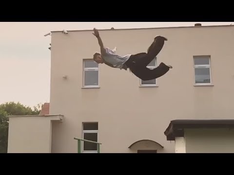 Parkour and Freerunning 2017 - Run the City