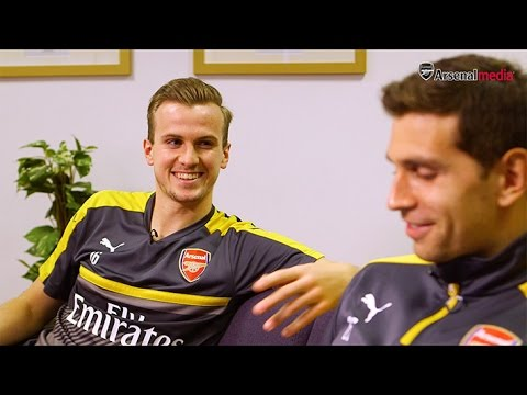 Is Rob Holding an Arsenal fan now? | One to One