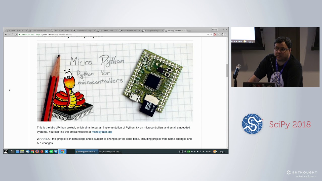 Image from Scientific MicroPython on Microcontrollers