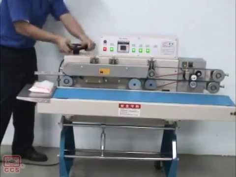 Medium Duty Horizontal Sealing Machine