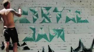 GRAFFITI TIMELAPSE by Mr Perso for CRYSTAL JAM the Film
