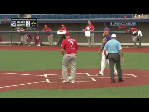 2017 Nationwide Conference Championships game videos - Dan Smith vs SIS/Scene