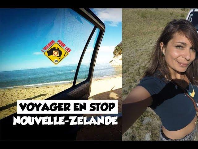 PVT Nouvelle-Zélande / Voyager en stop avec Manon