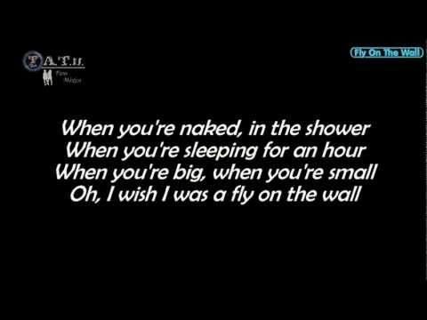 Fly On The Wall - t.A.T.u. | Instrumental + Letra | HD