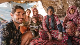 I STAYED WITH A NOMAD FAMILY IN THE SAHARA DESERT