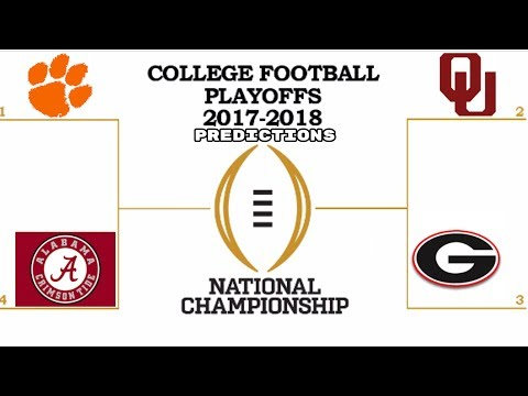Image result for college football semi finals 2018 photos