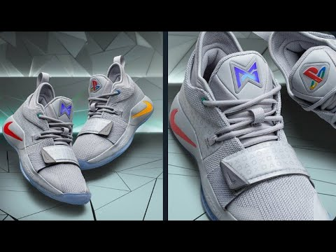 6b0595d7b51 PlayStation X Nike Paul George Shoe Collaboration! Release Date ...