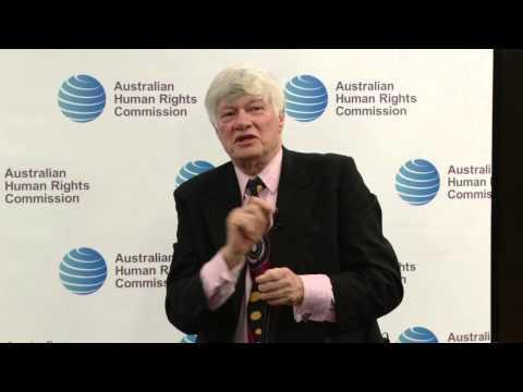 Geoffrey Robertson speaks on the fate of Assange