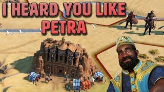 I Heard You Like Petra - Mali [#4] - Civilization VI Gathering Storm