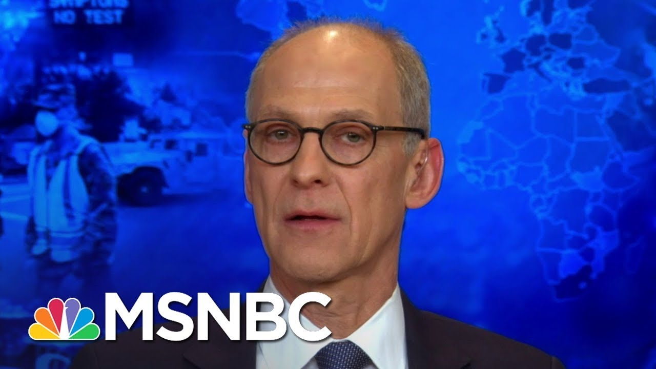 Dr. Zeke Emanuel On The Return To 'Normal' | The Last Word | MSNBC