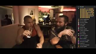 Ice Poseidon DINNER PARTY TwitchCon 2017 Greek Tyler1 Sodapoppin
