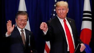 Trump and South Korea