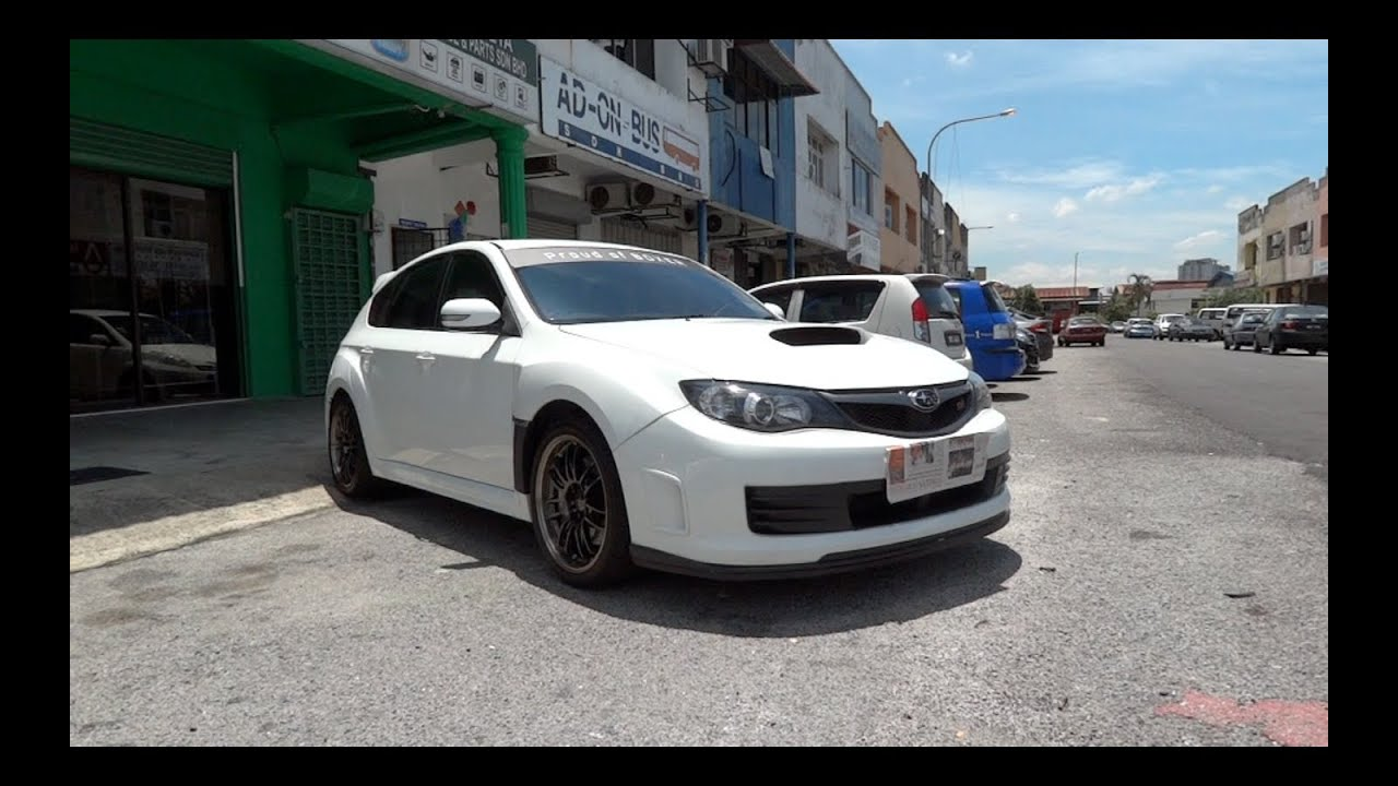 2007 subaru impreza wrx sti start up and full vehicle tour youtube vanachro Image collections