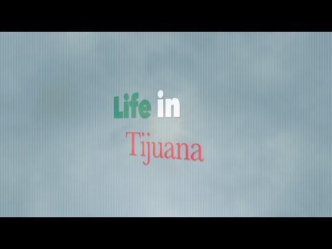 Travel Vlog / Life In Tijuana 🇮🇹 - A Day Out Pt. 1