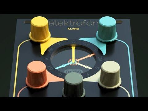 Control your home with CV & a beautiful chord interface - Elektrofon Klang + Hue // Superbooth 2019